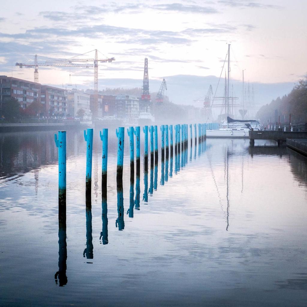 Vesa Loikkaan valokuva Turusta